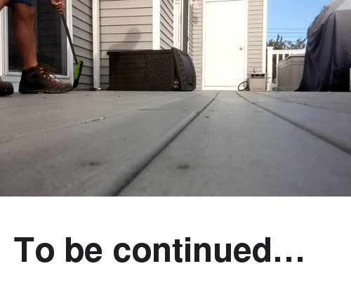 Be Continued: <h2>To be continued&hellip;</h2>