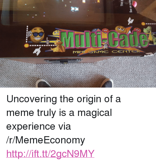 """The Origin Of: <p>Uncovering the origin of a meme truly is a magical experience via /r/MemeEconomy <a href=""""http://ift.tt/2gcN9MY"""">http://ift.tt/2gcN9MY</a></p>"""
