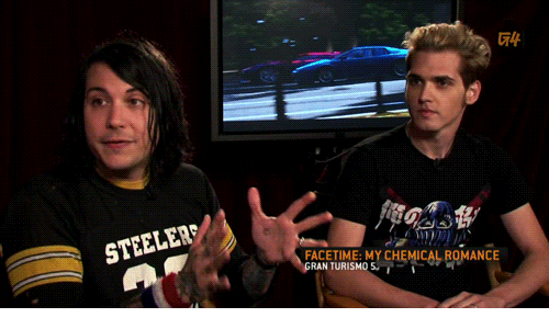 my chemical romance: 俺の部  STEELER  FACETIME: MY CHEMICAL ROMANCE  GRAN TURISMO 5