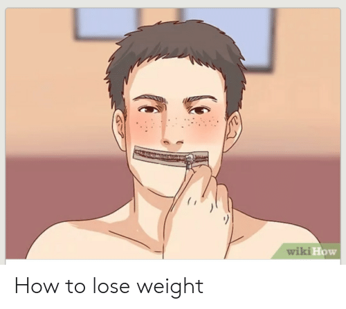 How to Lose Weight in 5 Seconds Sarcastic Us if
