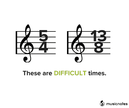 times: 13  These are DIFFICULT times.  musicnotes  LOST
