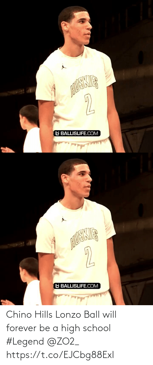 Forever: 2  G BALLISLIFE.COM   2  G BALLISLIFE.COM Chino Hills Lonzo Ball will forever be a high school #Legend @ZO2_ https://t.co/EJCbg88ExI
