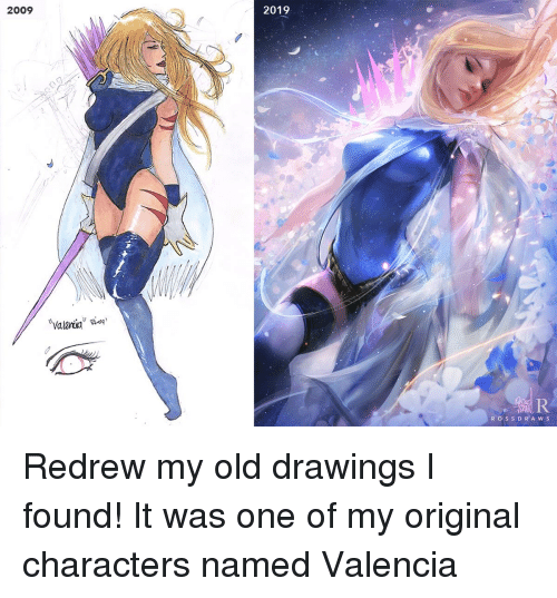 Drawings, Old, and One: 2009  2019  R OS SDRA W S