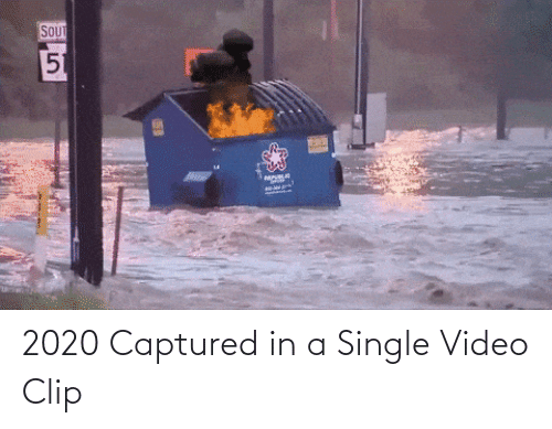A Single: 2020 Captured in a Single Video Clip