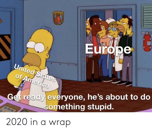 In A, Wrap, and 2020: 2020 in a wrap