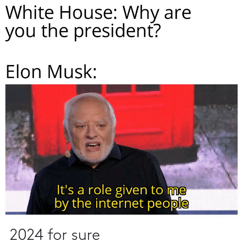 For Sure: 2024 for sure