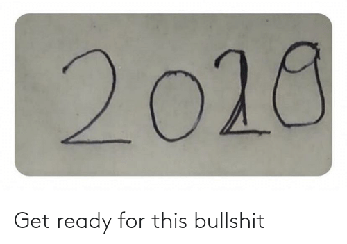 get ready: 2028 Get ready for this bullshit