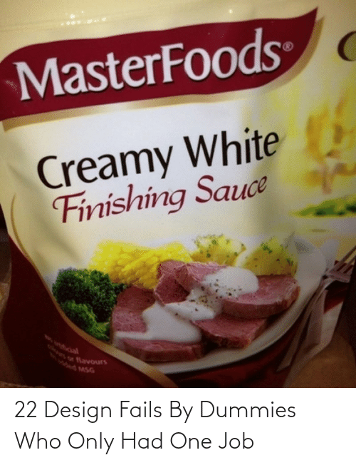 fails: 22 Design Fails By Dummies Who Only Had One Job