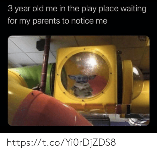 Waiting...: 3 year old me in the play place waiting  for my parents to notice me  TAILL https://t.co/Yi0rDjZDS8