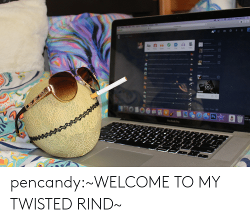 Tumblr, Blog, and Http: 4 33  3 pencandy:~WELCOME TO MY TWISTED RIND~