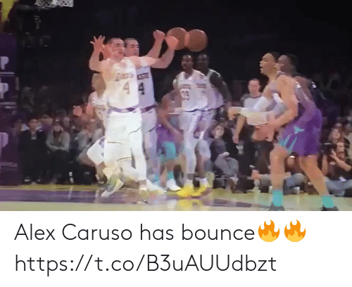 Memes, 🤖, and Alex: 44 Alex Caruso has bounce🔥🔥 https://t.co/B3uAUUdbzt