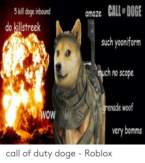 Roblox Doge Skin - 3 Ways To Get Robux