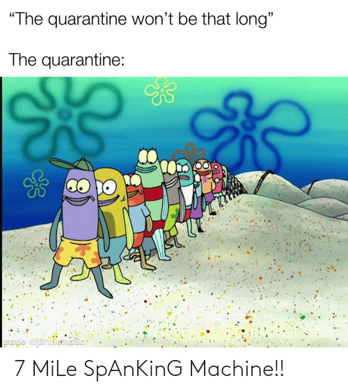 spanking: 7 MiLe SpAnKinG Machine!!