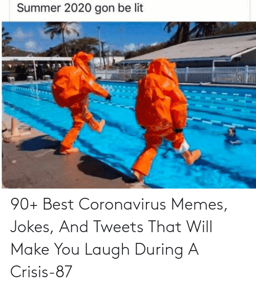 Jokes: 90+ Best Coronavirus Memes, Jokes, And Tweets That Will Make You Laugh During A Crisis-87