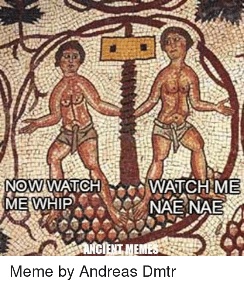 nae nae: NOW WATCH WATCH ME  ME VWHIP  AAAa NAE NAE Meme by Andreas Dmtr