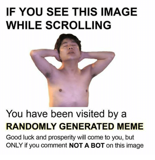 If You See This Image While Scrolling