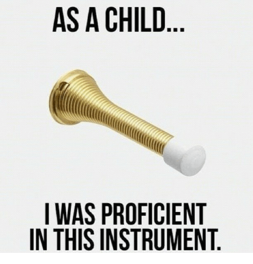 Proficious: AS A CHILD  I WAS PROFICIENT  IN THIS INSTRUMENT