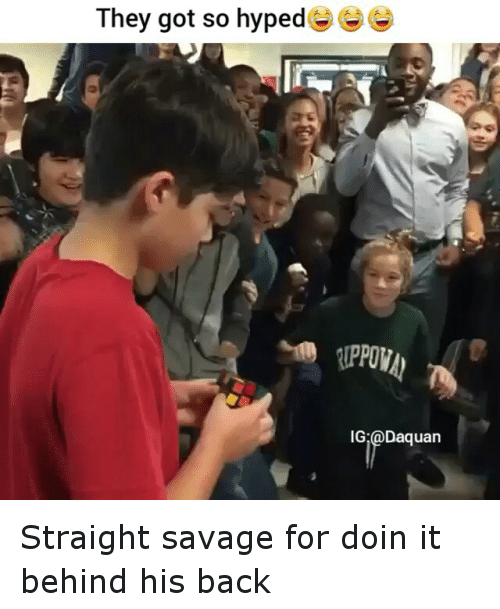 Straight Savage