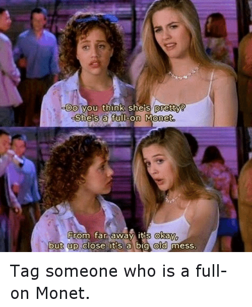 Tag Someone Who Is