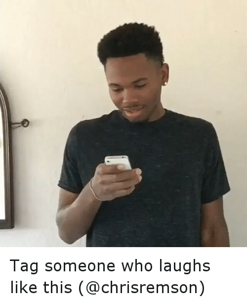 Tag Someone Who