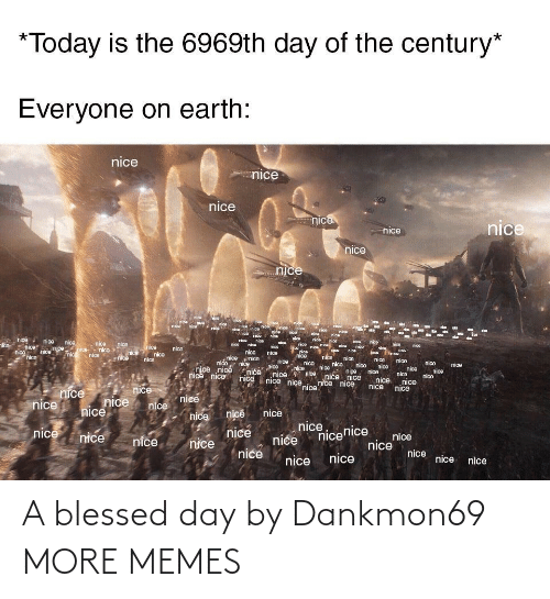 blessed: A blessed day by Dankmon69 MORE MEMES