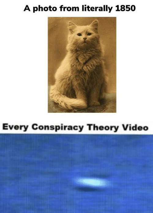 Conspiracy Theory: A photo from literally 1850  Every Conspiracy Theory Video