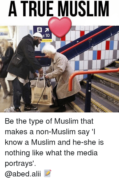 a true muslim For those of you who are muslim, why do you believe islam is the one true religion.