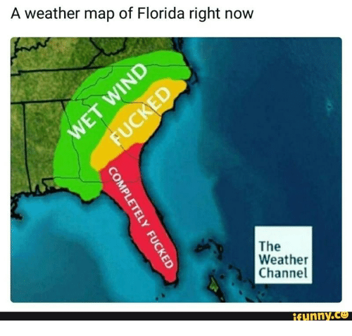 Weather Map Of Florida.A Weather Map Of Florida Right Now The Weather Channel Funnyce