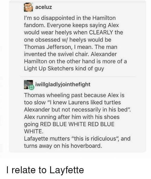 Awe Inspiring Aceluz Im So Disappointed In The Hamilton Fandom Everyone Gmtry Best Dining Table And Chair Ideas Images Gmtryco