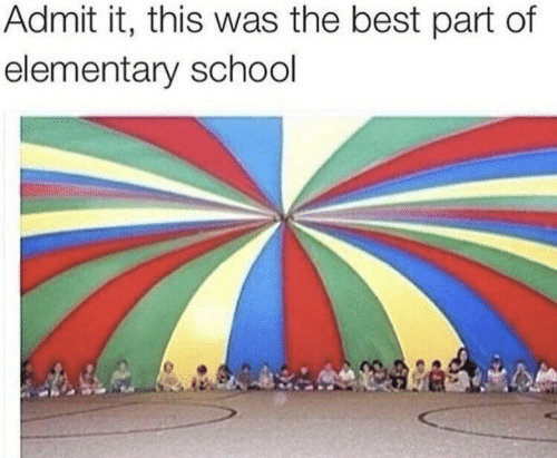 School, Best, and Elementary: Admit it, this was the best part of  elementary school