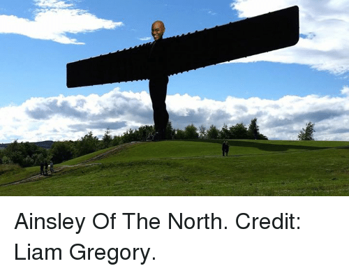 ainsley: Ainsley Of The North.  Credit: Liam Gregory.