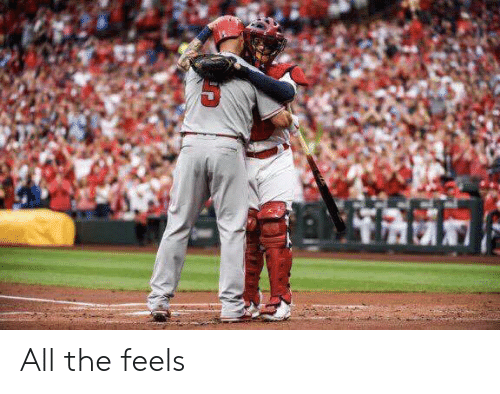 Mlb, All The, and All: All the feels