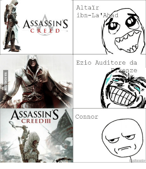 25 Best Memes About Assassins Creed Altair Face Assassins Creed Altair Face Memes