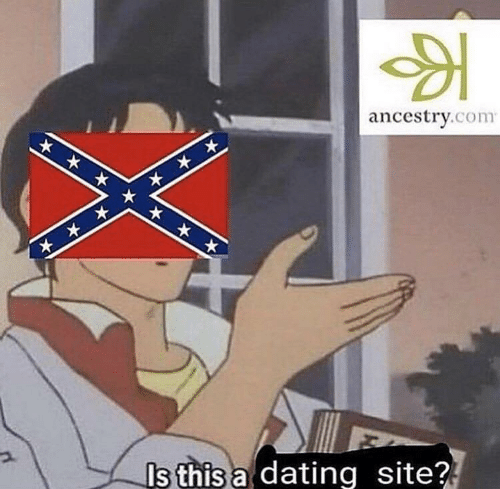 Dating, Ancestry, and ancestry.com: ancestry.com  Is this a dating site?