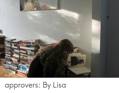 Umblr: approvers:  By Lisa