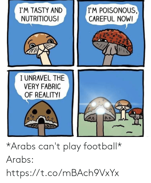 Football: *Arabs can't play football*  Arabs: https://t.co/mBAch9VxYx