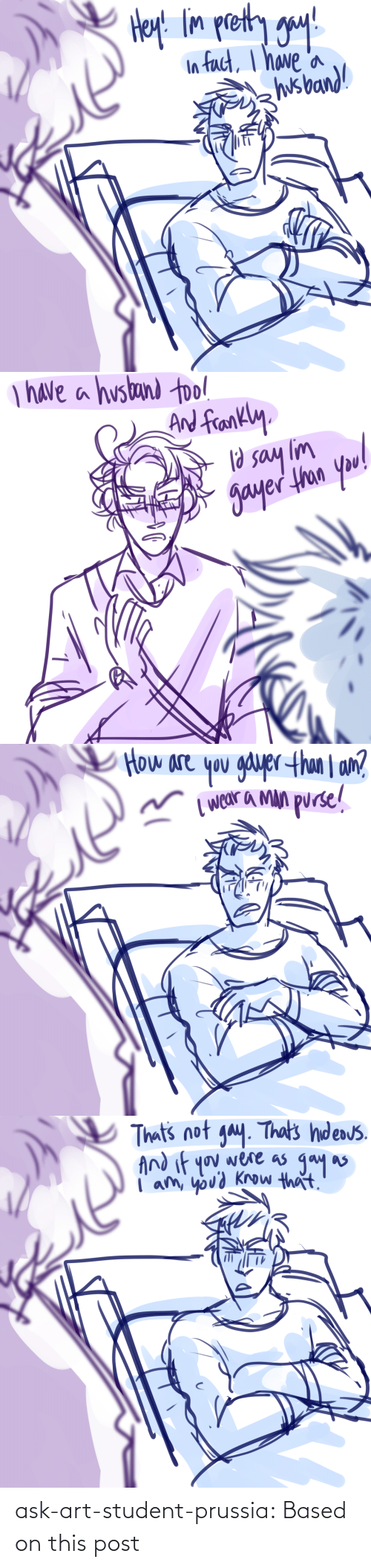 Prussia: ask-art-student-prussia:  Based on this post