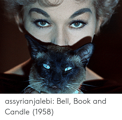 Candle: assyrianjalebi: Bell, Book and Candle (1958)
