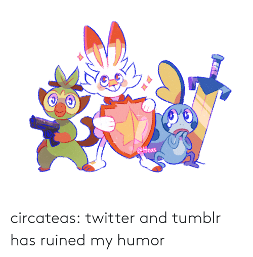 Target, Tumblr, and Twitter: atteas circateas: twitter and tumblr has ruined my humor