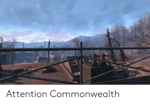 commonwealth: Attention Commonwealth