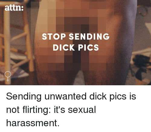 Unwanted Dick Pic