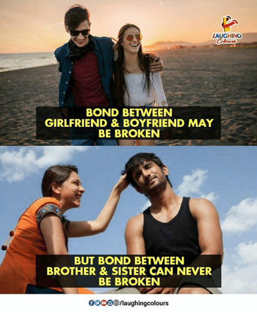 the bond between a brother and a sister Checkout these cute brother and sister quotes and sayings in english also find  some inspirational quotes about siblings and love between them.