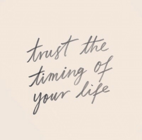Life,  Your Life, and The: Aust the  timing of  Your life