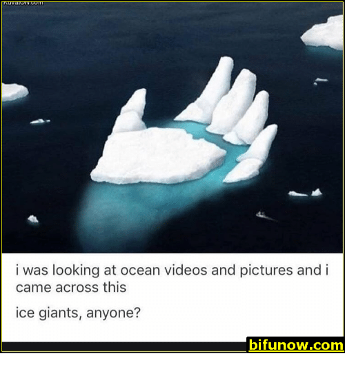 Videos, Giants, and Ocean: AUvaioN.Com  i was looking at ocean videos and pictures and i  came across this  ice giants, anyone?  bifunow.com