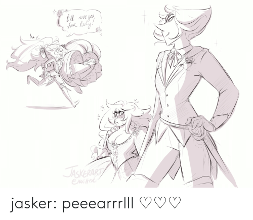 Tumblr, Blog, and Com: ave  faik ladly  TASKERART  Cwiked jasker:  peeearrrlll ♡♡♡