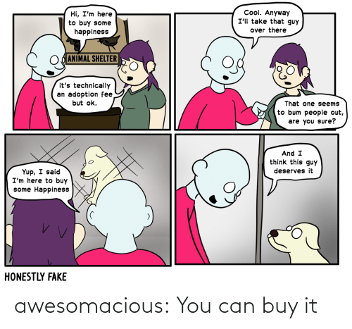 It Class: awesomacious:  You can buy it