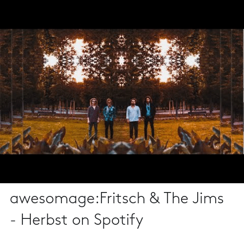 album: awesomage:Fritsch & The Jims - Herbst on Spotify