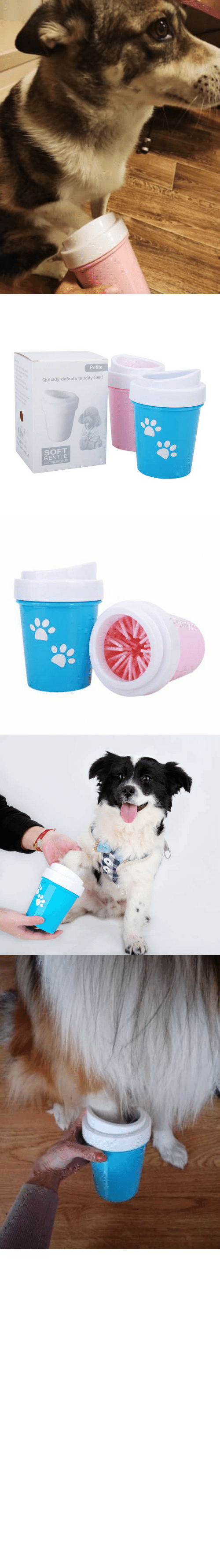 "code: awesomage:   PAW CLEANER     Now your best friend can have all the muddy dirty fun he wants without bringing it all into your home or vehicle.    30% OFF plus Free Worldwide Shipping with coupon code ""CUDDLING""    All funds gathered will be donated for rescue dog shelters    SUPPORTS US NOW, ORDER AND SHARE OUR CAUSE!https://www.doggiemon.com/products/paw-cleaner"