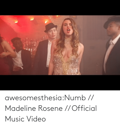 Www Youtube Com: awesomesthesia:Numb // Madeline Rosene // Official Music Video