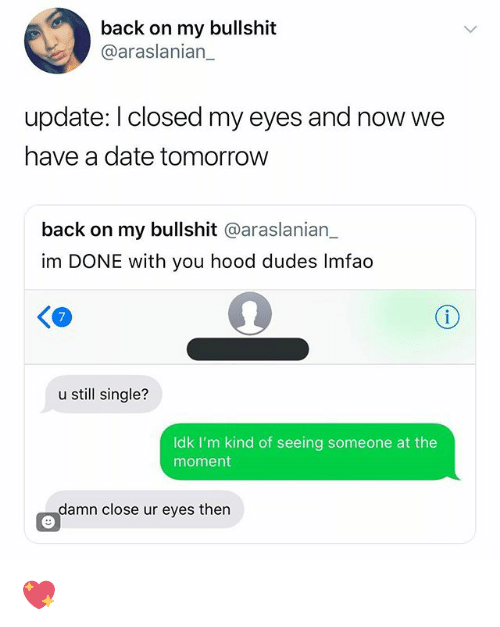 Done dating memes